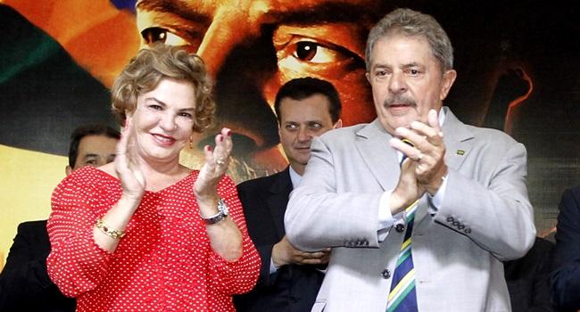 Marisa Letícia lula pt amor história