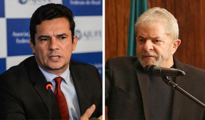 Lula Sergio Moro deputados EUA