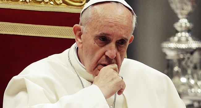 papa francisco lamenta massacre amazonas manaus