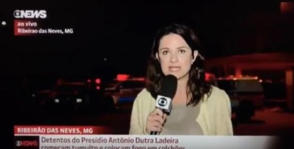 repórter da globo agredida ao vivo