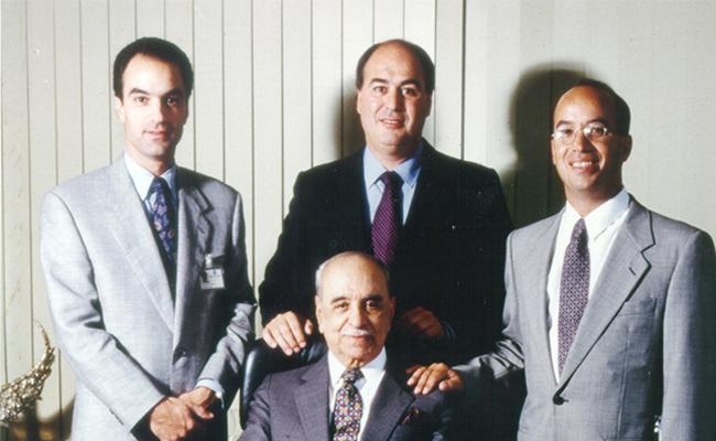 Roberto Marinho Rede Globo herdeiros