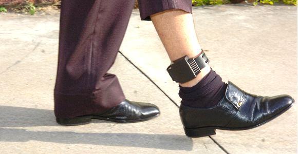concurso da PM tornozeleira eletrônica