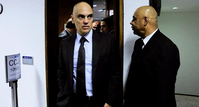 Alexandre de Moraes stf insulto memória teori zavascki plágio