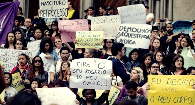 direito das mulheres ataque congresso nacional brasil