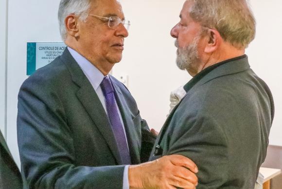 FHC Lula Sergio Moro acervo