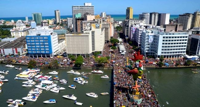 o da Madrugada carnaval recife camarote privatização