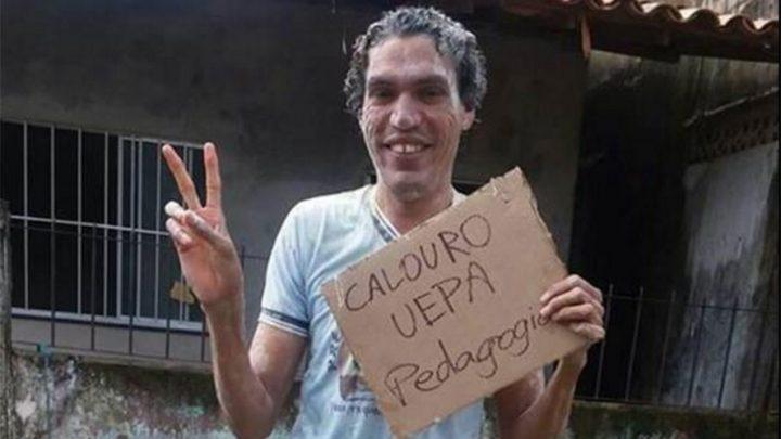 Geone Natalino vestibular Pará morre ao comemorar aprovação
