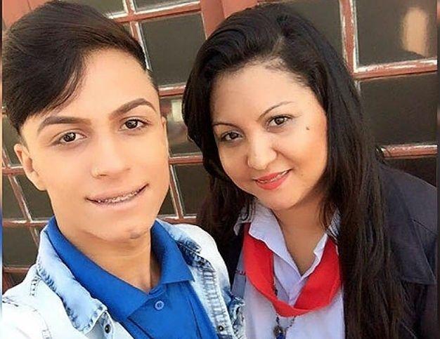 Itaberly Lozano Pai gay escreve carta para mãe