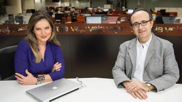 Joice Hasselmann vai processar Reinaldo Azevedo