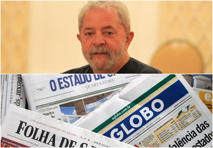 Lula 2018 pesquisa CNT MDA