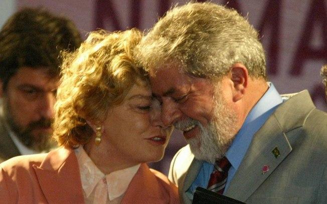 Marisa Letícia morre Lula