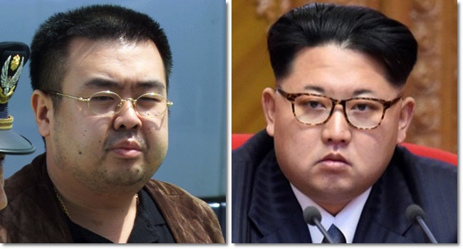 Kim Jong-nam assassinado morte do irmão de Kim Jong-un Coréia no Norte