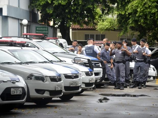 espírito santo greve polícias