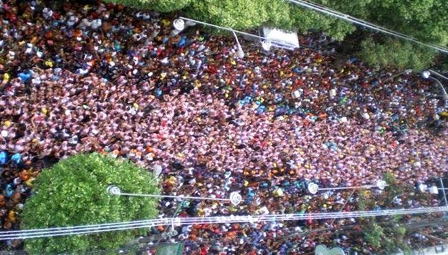 desigualdade no Carnaval precisamos falar segregação salvador