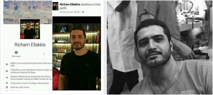 neurocirurgião Richam Faissal El Hossain Ellakkis
