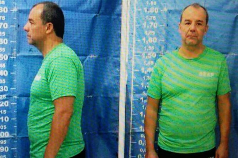Sergio Cabral preso