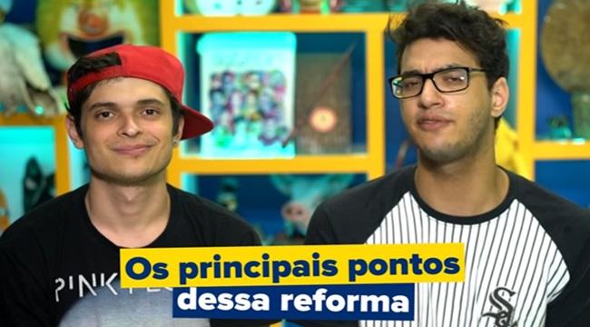 Governo Temer paga youtubers elogiarem reforma do Ensino Médio