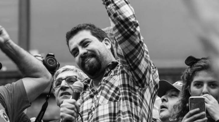 coluna de Guilherme Boulos Folha coluna