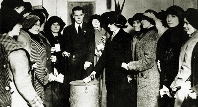 história mulheres brasileira luta direitos voto feminino