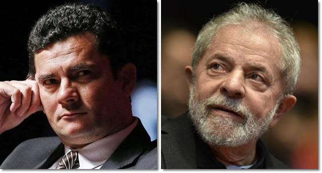 ilusão Sérgio Moro coragem prender Lula PT