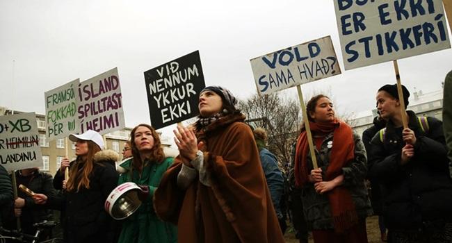 Islândia exemplo equiparação salário igualdade de gêneros