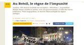 le-monde-brasil-reino-impunidade