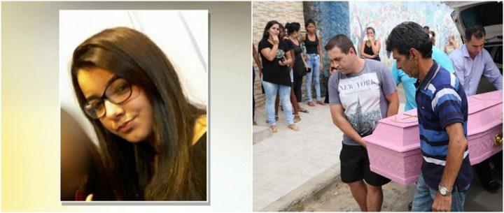 Marta Avelhaneda morte menina 14 anos