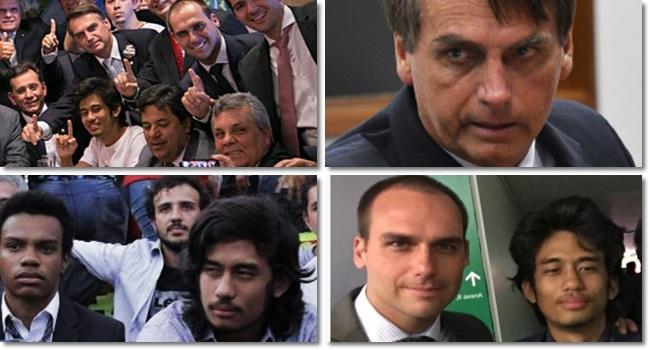 direita MBL e Jair Bolsonaro inimigos psdb impeachment