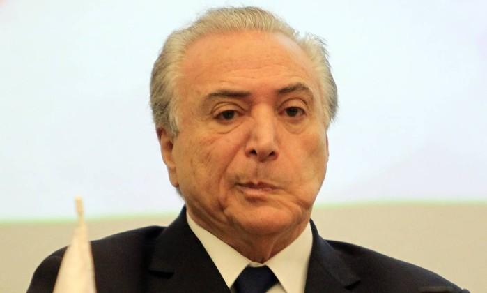 Michel Temer TSE cassação