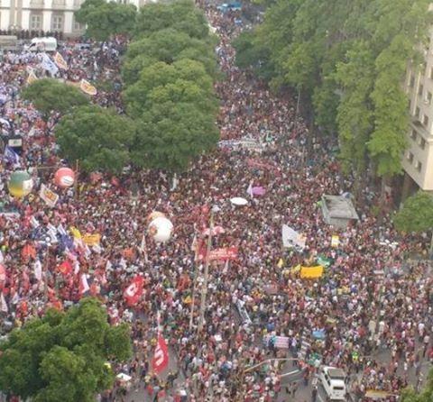 Rio de Janeiro Candelária 15 03