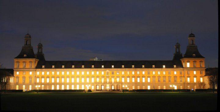 Universidade de Bonn, na Alemanha estudar fora