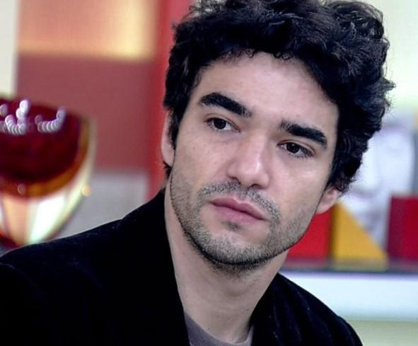 Caio Blat José Mayer assédio