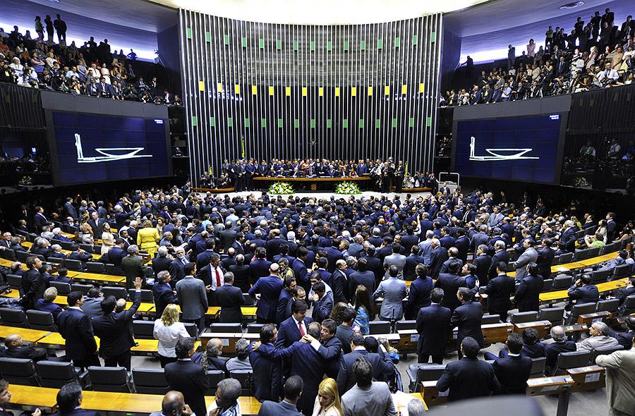 Reforma Trabalhista voto deputados Câmara