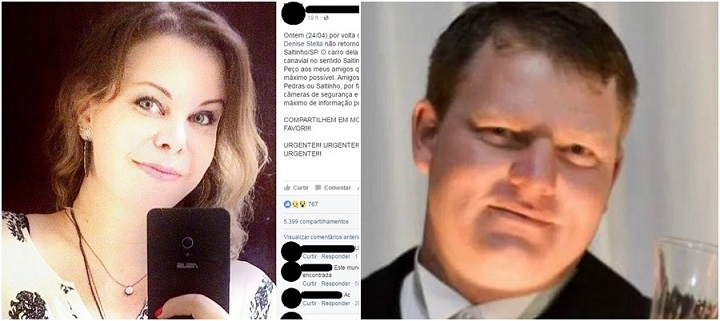 denise romualdo feminicídio saltinho
