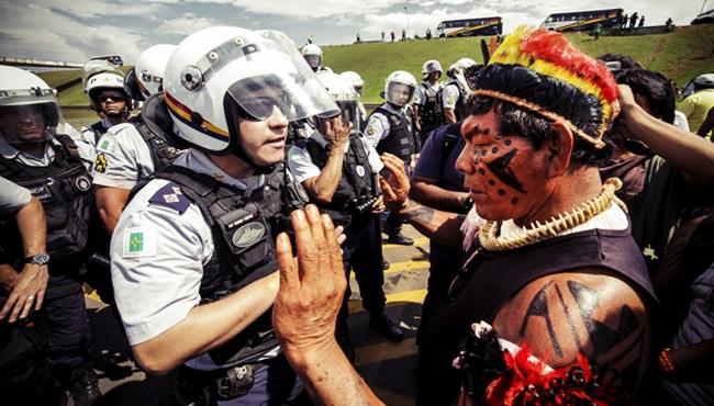 dia do índio comemorar direitos