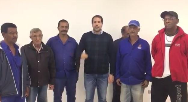 subprefeito pinheiros greve geral vídeo