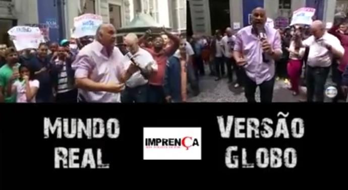 márcio canuto versão real globo