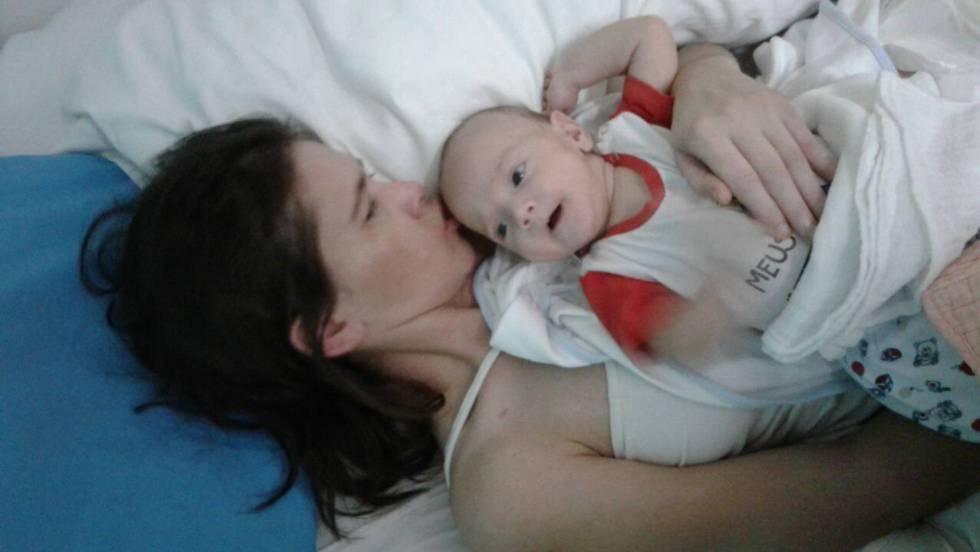 Amelia Bannan Santino mulher coma