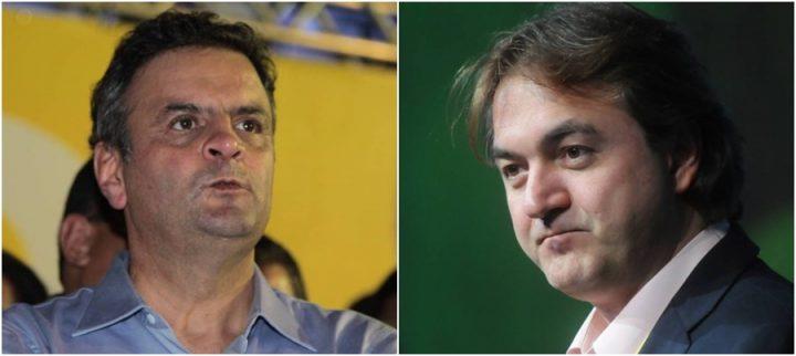 Aécio Joesley Aécio Neves articula fim da Lava Jato e critica Temer