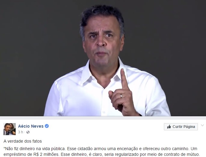 aécio neves vídeo propina