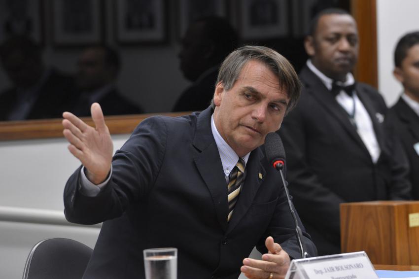 jair bolsonaro debate glauber braga