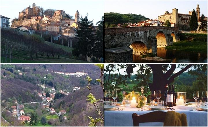 bormida vila itália cidade italiana