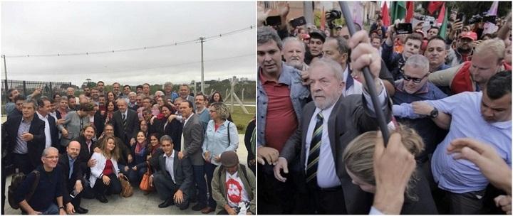 Lula sergio moro depoimento curitiba