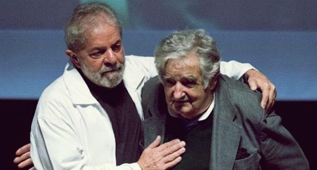 mujica prender lula eleições 2018 presidente esquerda