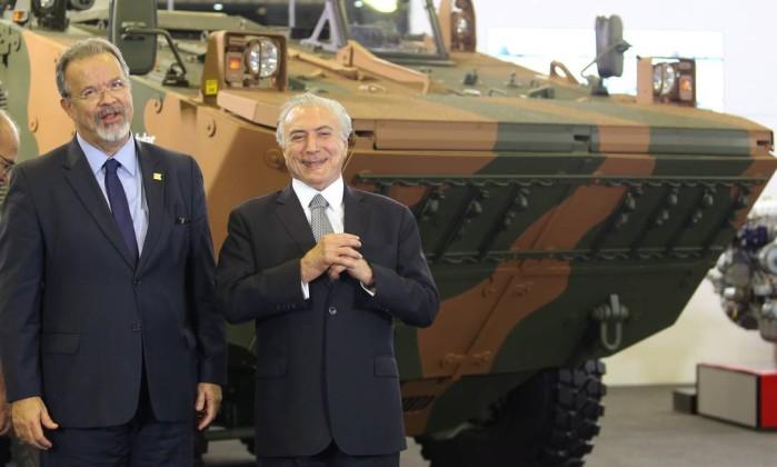 Raul Jungmann intervenção militar