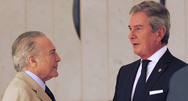 Michel Temer Fernando Collor renúncia impeachment
