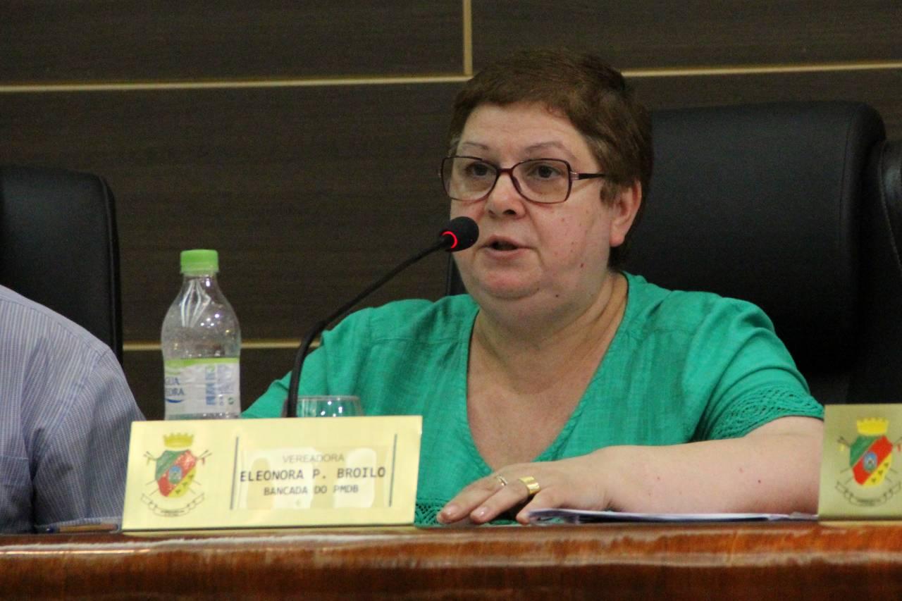 vereadora Eleonora Broilo nordestinos