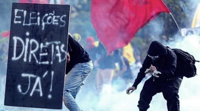 manifestações violência policial brasileira passo radical futuro