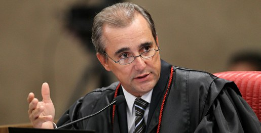 Admar Gonzaga saldo bancário TSE
