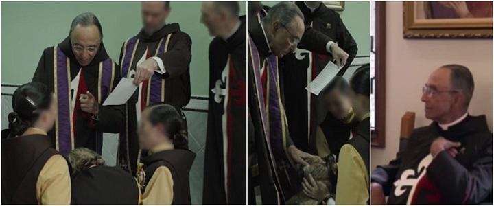 Exorcistas brasileiros arautos do evangelho mira do Vaticano